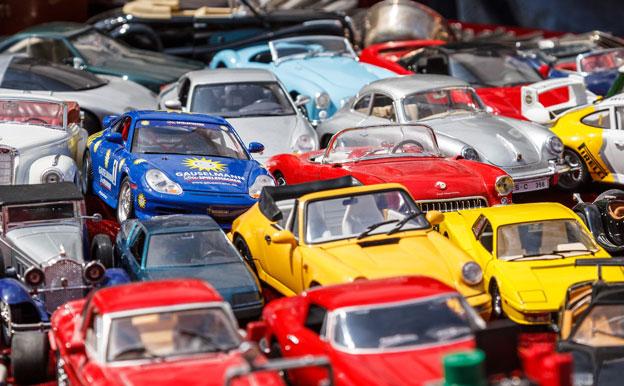 Titelbild Autos Modellautos