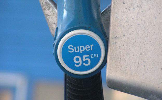Titelbild Benzin E10