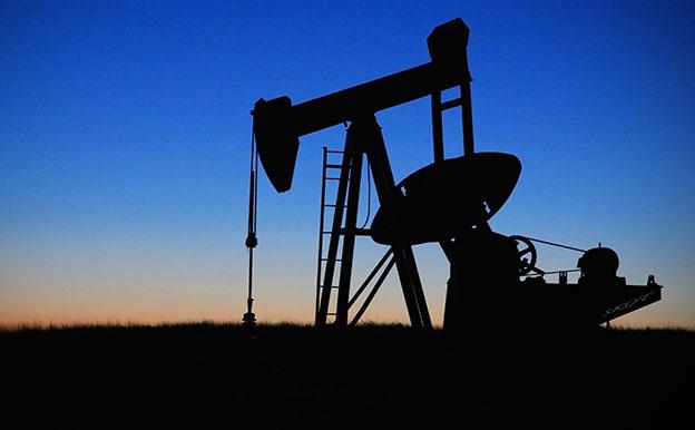 Titelbild Erdöl Erdölförderung