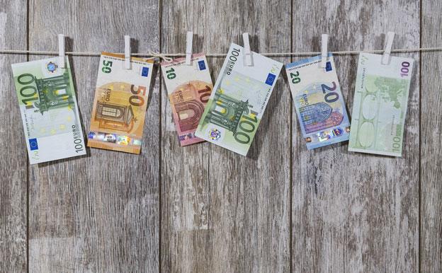 Titelbild Geld Geldscheine