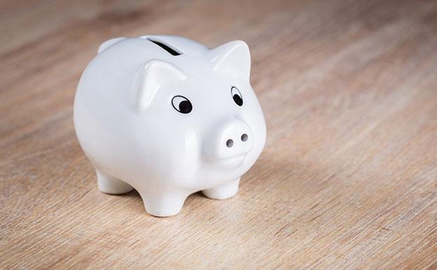 Titelbild Geld Sparschwein