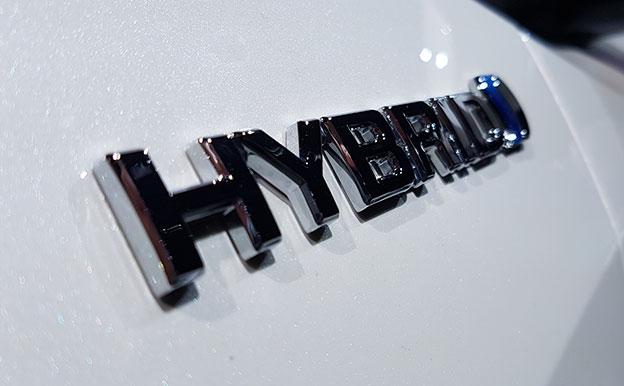 Titelbild Hybridauto Hybridantrieb