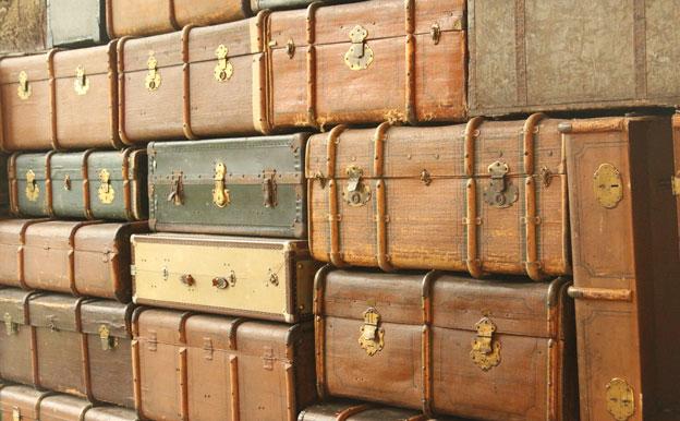 Titelbild Koffer Gepäck