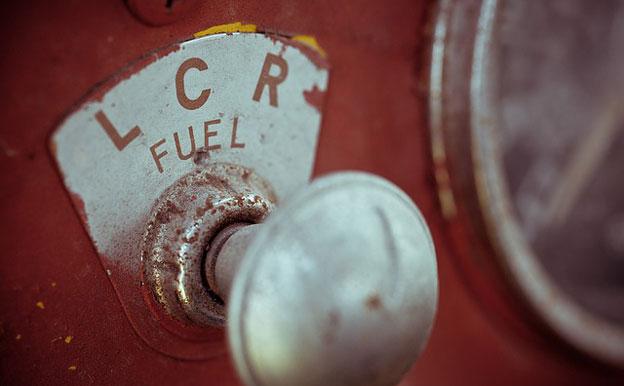 Titelbild Kraftstoff Tank