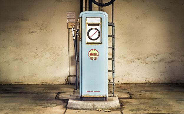 Titelbild Tankstelle Zapfsäule