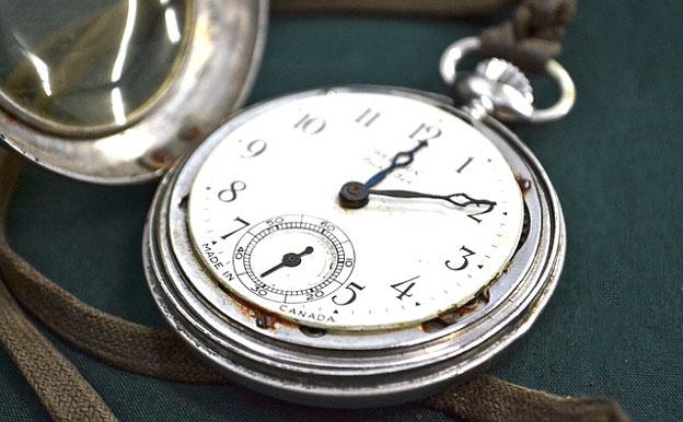 Titelbild Uhr Zeit