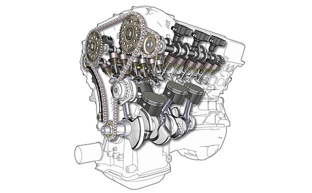 Titelbild Verbrennungsmotor
