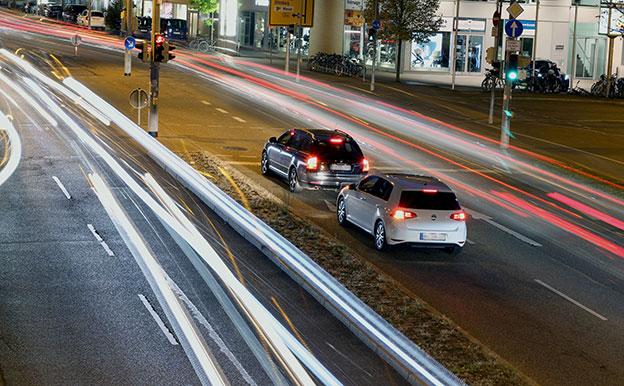 Titelbild Verkehr Kreuzung