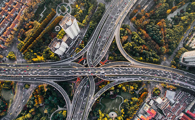 Titelbild Verkehr Stadt