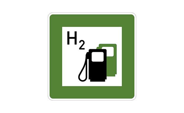 Titelbild Wasserstoff Brennstoffzellenauto
