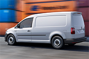 VW Caddy Maxi CNG