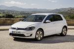 VW e-Golf Elektroauto